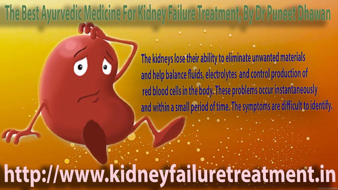 ayurvedic medicine kidney failure