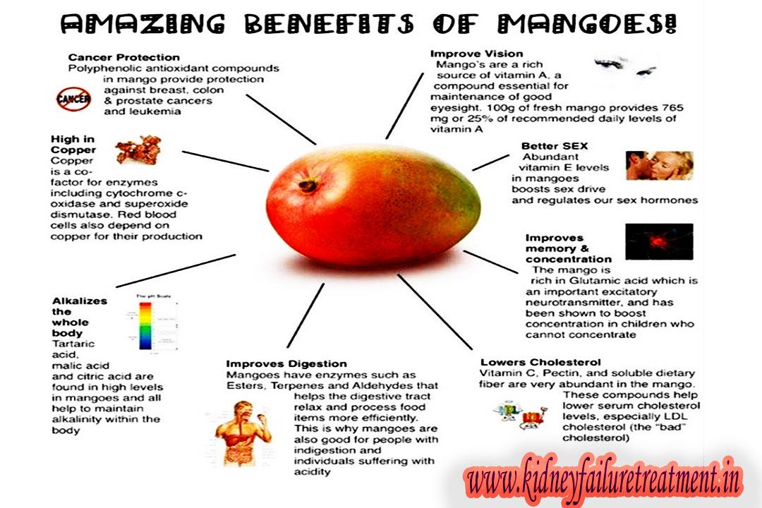 Mango kidney disease