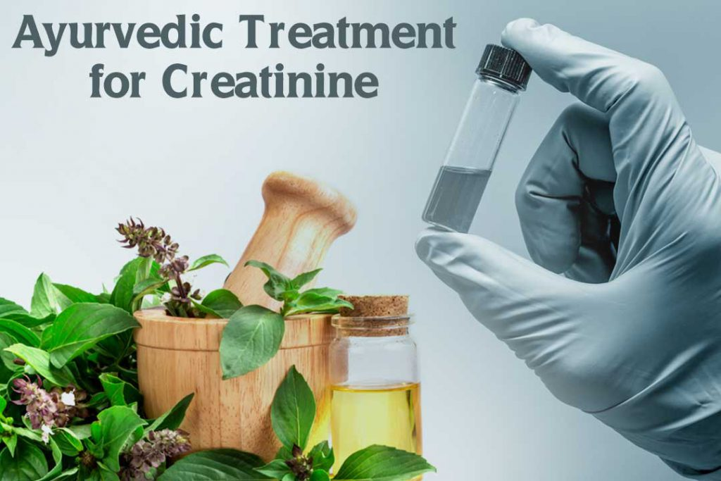 Does ayurvedic treatment for creatinine ask patients to undergo dialysis?