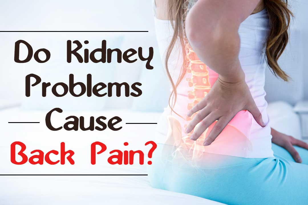 Can Kidney Problems Cause Back Pain