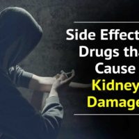 Side effects of drugs that cause kidney damage