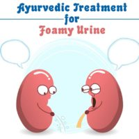 ayurvedic treatment for foamy urine